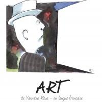 """Representation de la pièce """"Art"""" au Théâtre Jean Renoir"""