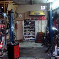Garage duplex haut à louer
