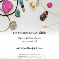 L' ATELIER DE VALÉRIE - bijoux personnalisés sur commande